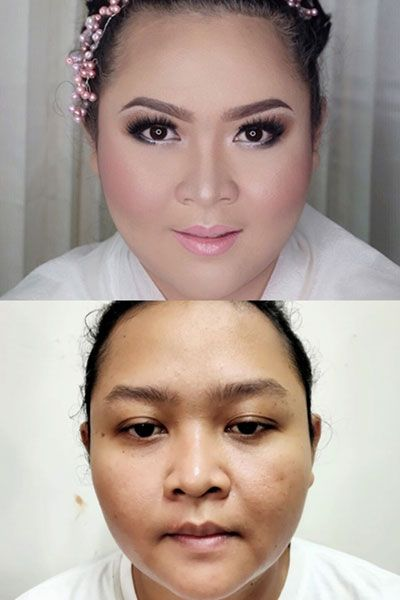 MUA Before & After